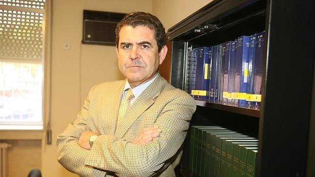 El secretario judicial de Servicios Comunes de Córdoba, José Antonio Guerra
