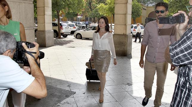 Alaya relaciona a la juez Núñez con un hermano de Ángel Ojeda