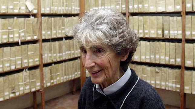 Seis millones de documentos componen el archivo de la Fundación de Luisa Isabel Álvarez de Toledo