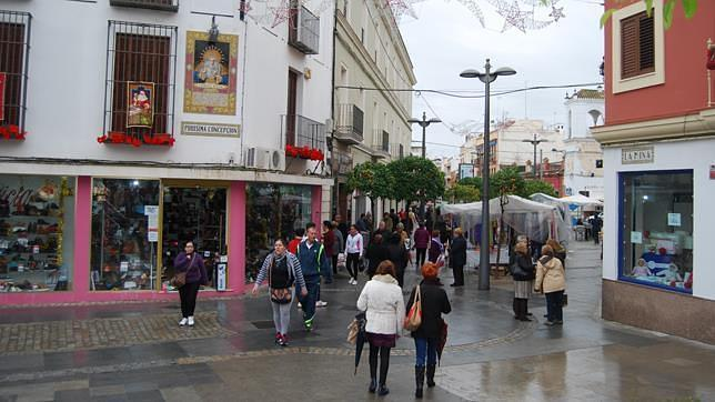 Plaza de la Mina de Dos Hermanas