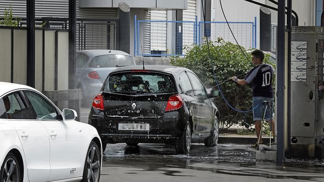 Lavado de coches sevilla