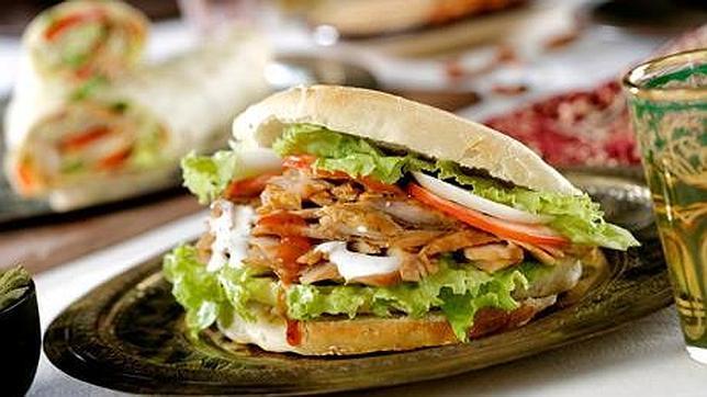 El kebab es la comida turca por excelencia