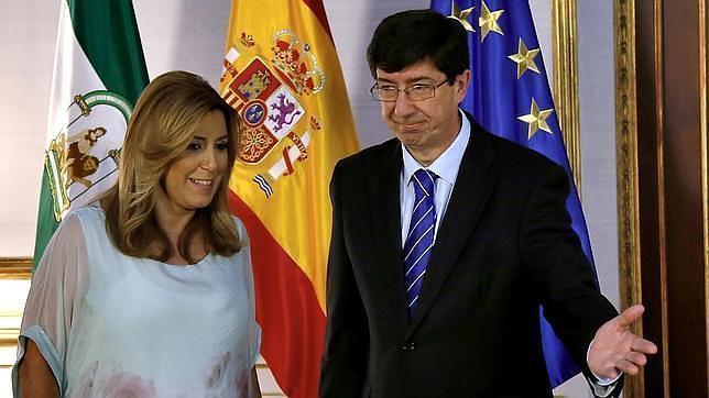 Ciudadanos no ve corrupción en los altos cargos del PSOE imputados