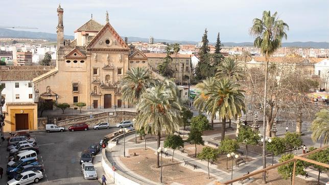 Imagen de la Plaza del Cristo de Gracia