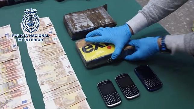 Cae en m laga una red colombiana de tr fico de coca na que - Telefono de trafico en malaga ...