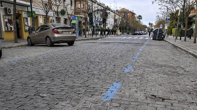 El ayuntamiento emite el decreto para suprimir la zona - Calle rafael salgado ...