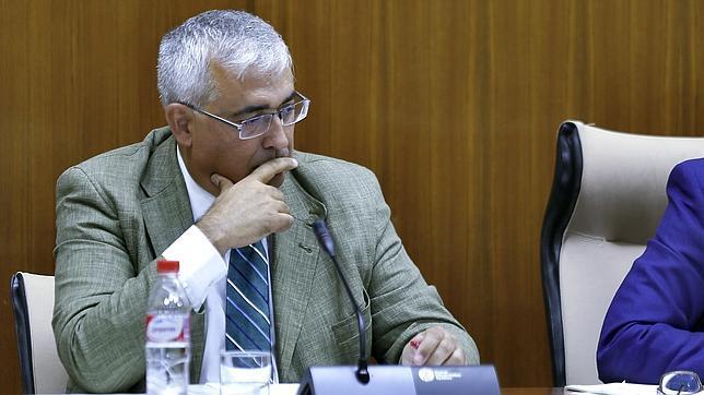 Antonio Ramírez de Arellano, consejero de Economía