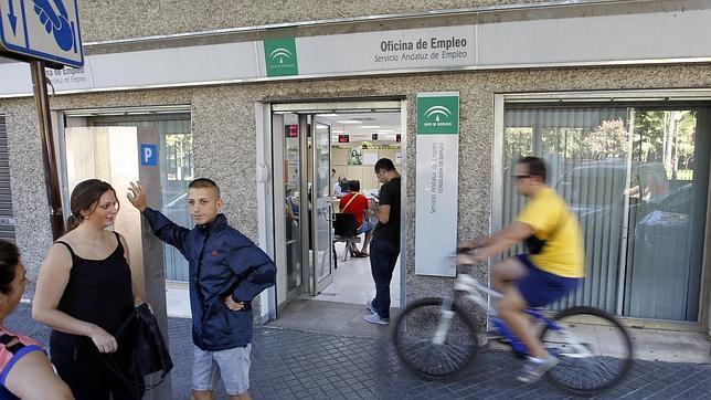 empleo en el servicio andaluz de salud: