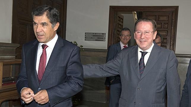 La Junta paga el piso al presidente del TJSA «en razón de su servicio»