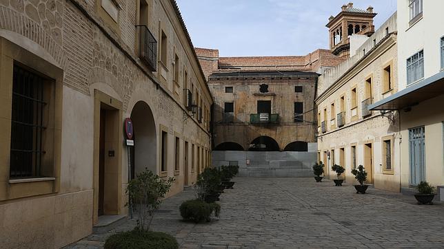 Obras paralizadas en la Real Casa de la Moneda