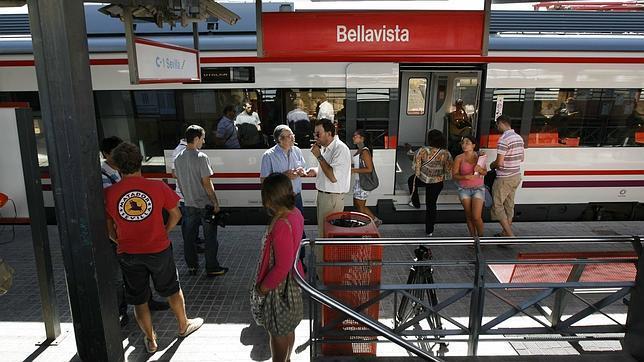 Por qu sevilla no tiene a n billete nico para tren bus y metro - Jardines de hercules sevilla ...