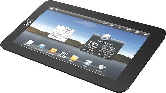 ABC lanza un «tablet» de última generación por solo 99 euros