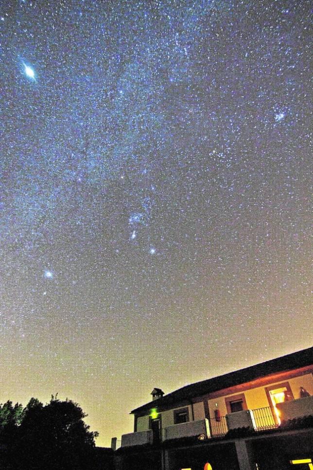 La Unesco nombra a Sierra Morena como destino «Starlight» por su cielo