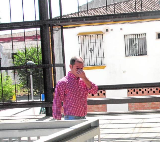 Multa de 1.050 euros al autor de las pintadas en la Villa