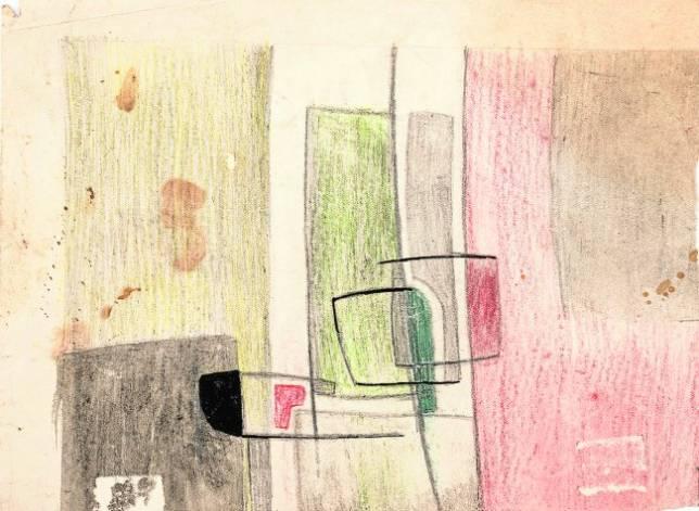 Dibujos y estudios del Grupo Córdoba, en la exposición que se puede ver en la galería José de la Mano en Madrid