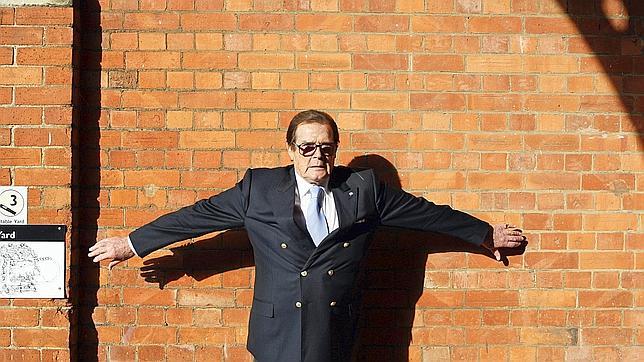 Roger Moore: «He sido un hombre maltratado»