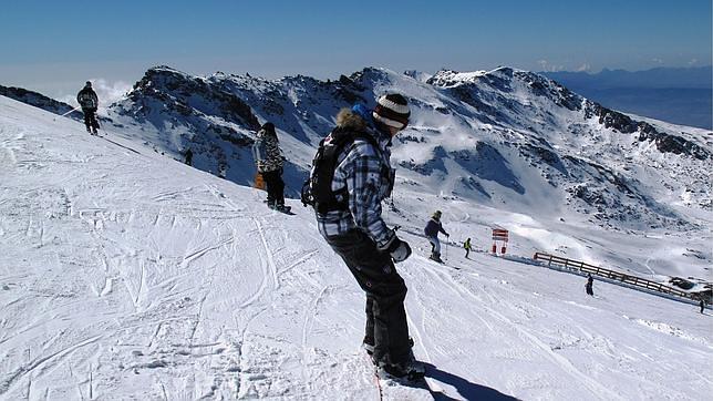 Granada, escaparate al mundo gracias a la Copa del Mundo de Snowboard