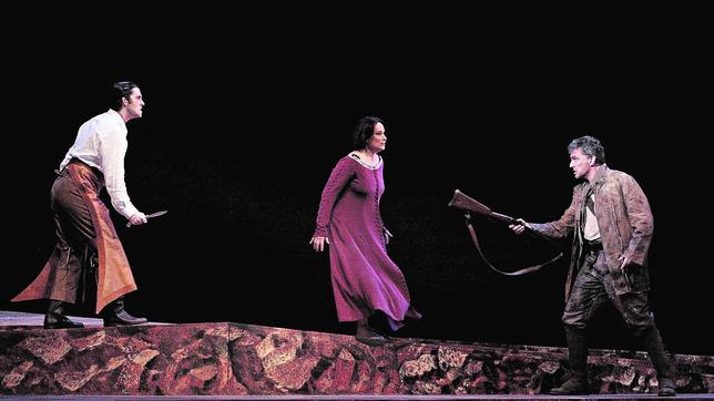 La ópera «El Gato Montés» se subirá al escenario del Teatro de la Maestranza