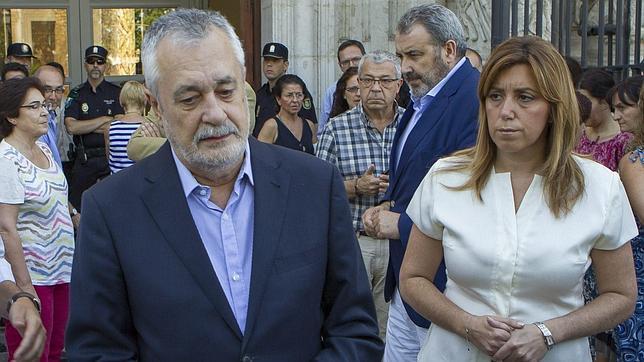 Griñán se marchará al Senado en cuanto deje la Presidencia de la Junta de Andalucía