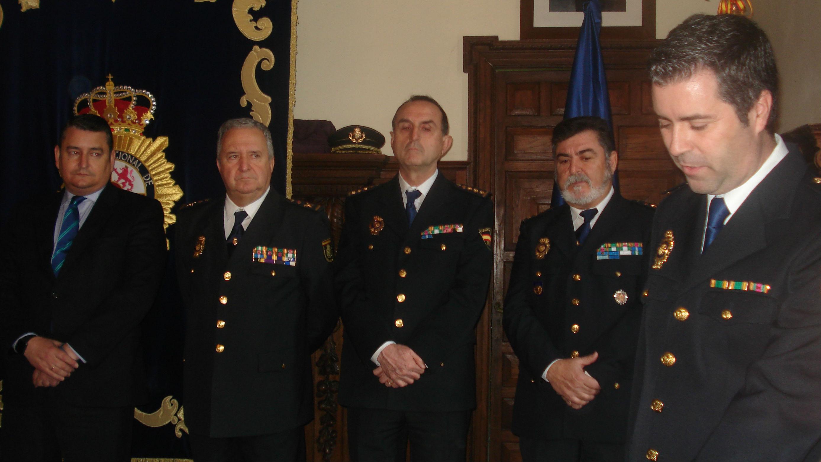 El nuevo comisario de la polic a nacional asegura que - Policia nacional cadiz ...