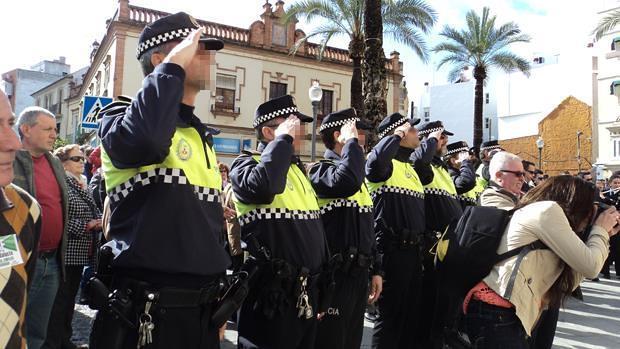 Resultado de imagen de Policía Local de Dos Hermanas