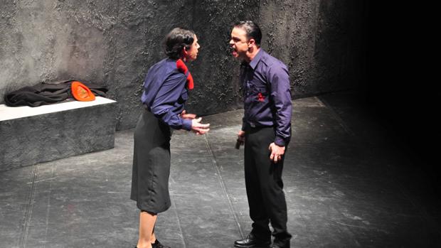 Teatro y jazz para el fin de semana en dos hermanas for Teatro en sevilla este fin de semana