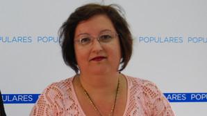 La popular María del Carmen Espada