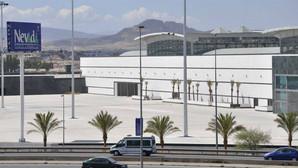 La otra cara del centro comercial Nevada