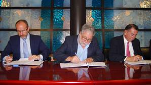 Grupo Ybarra y el Ayuntamiento de Dos Hermanas firman la permuta para la nueva fábrica