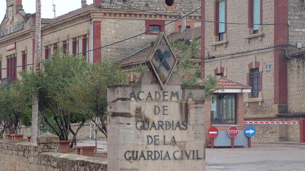 Academia de la Guardia Civil de Úbeda.
