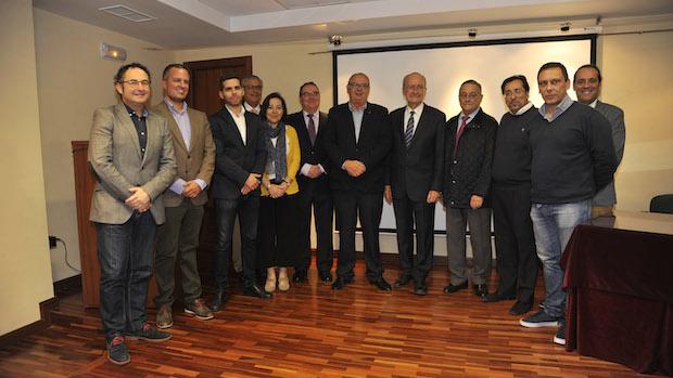 Reunión de la mesa de coordinación de las vocalías de caridad de Málaga