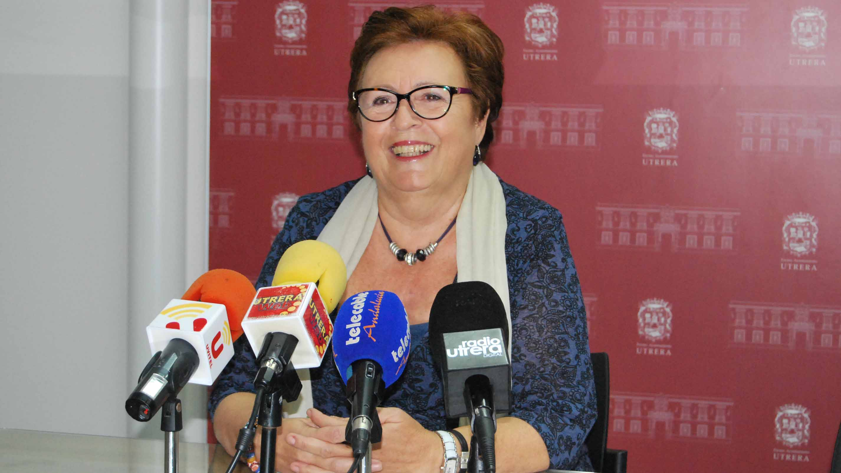 La utrerana María Dolores Pascual