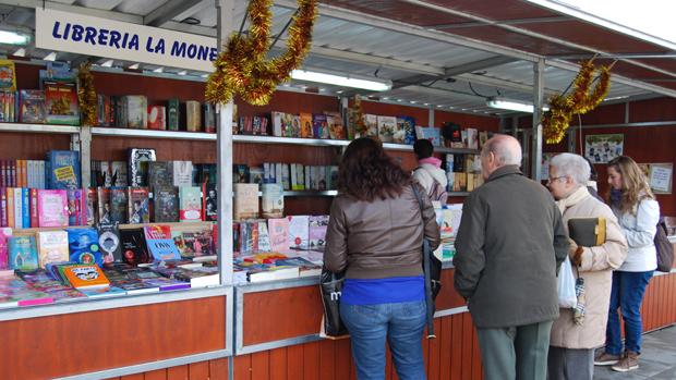 Imagen de archivo de la Feria del Libro