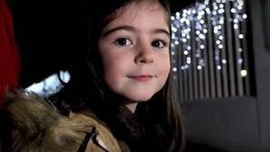 La ilusión de la pequeña Lucía que contagió a toda una empresa