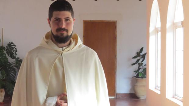 El joven novicio en el monasterio cisterciense / ABC