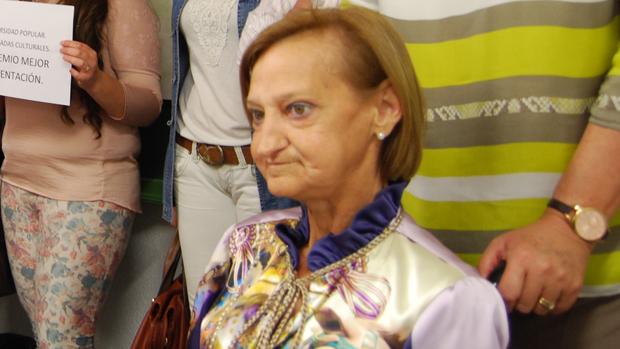 La fallecida María José Cardona