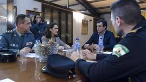 La Guardia Civil investiga todas las hipótesis en los intentos de secuestro e incrementa los medios preventivos en Bollullos