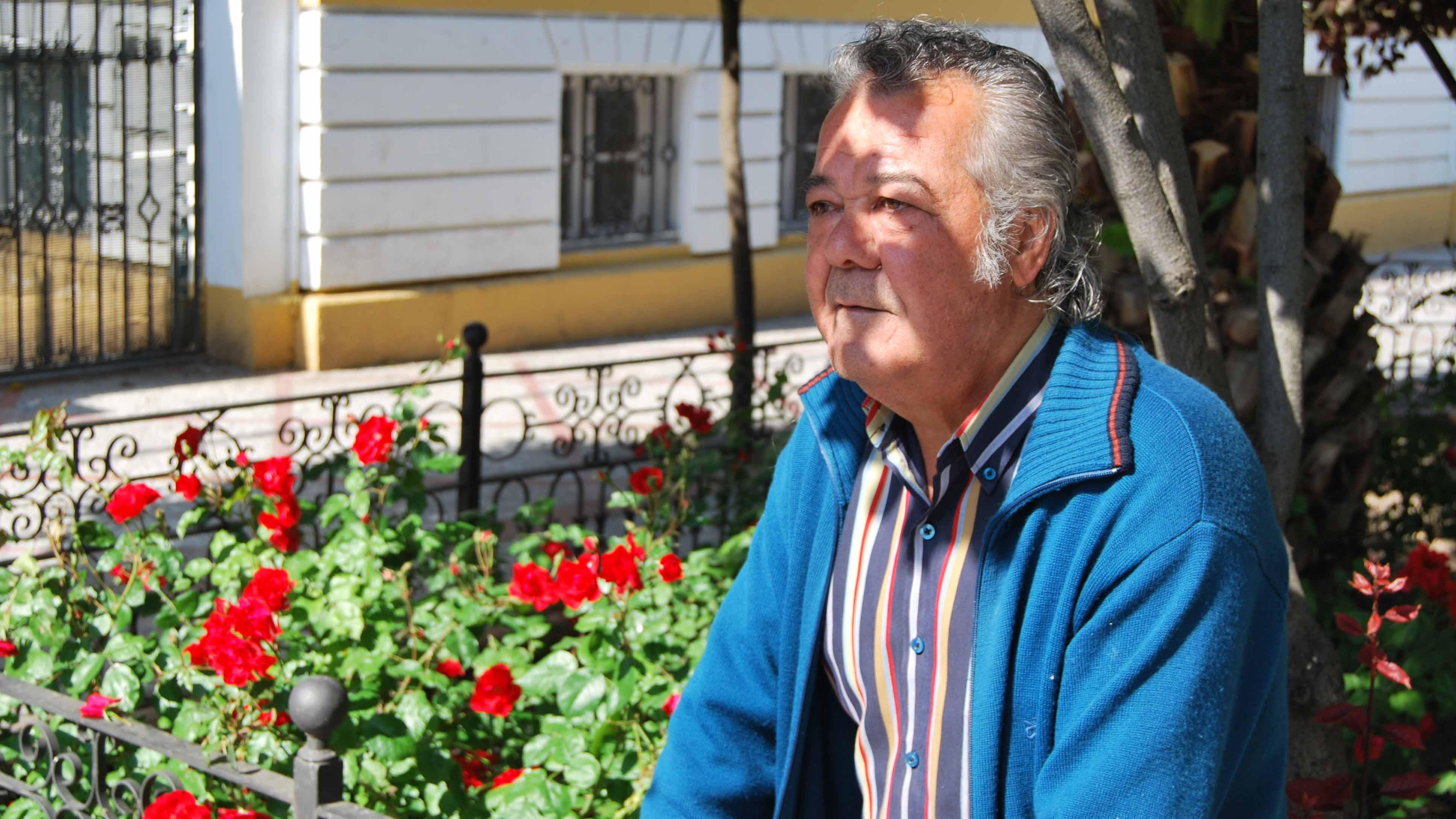 Ramón Benítez fue el primer cantaor en actuar con el bailaor Antonio Gades