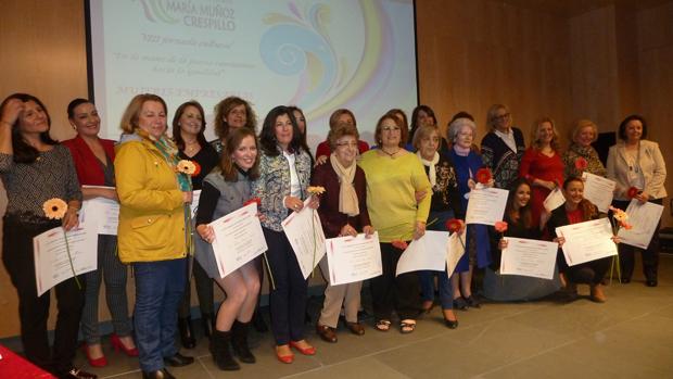 Homenaje a las mujeres empresarias