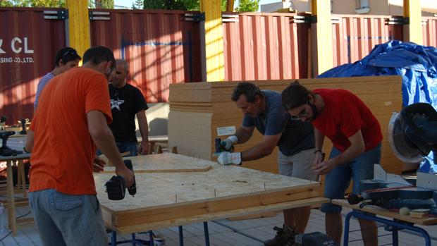 Bailes y juegos para animar las obras del comedor escolar de montequinto - Proyecto de comedor escolar ...