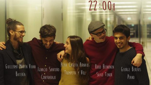 Alba Careta Quintet, este sábado en Dos Hermanas