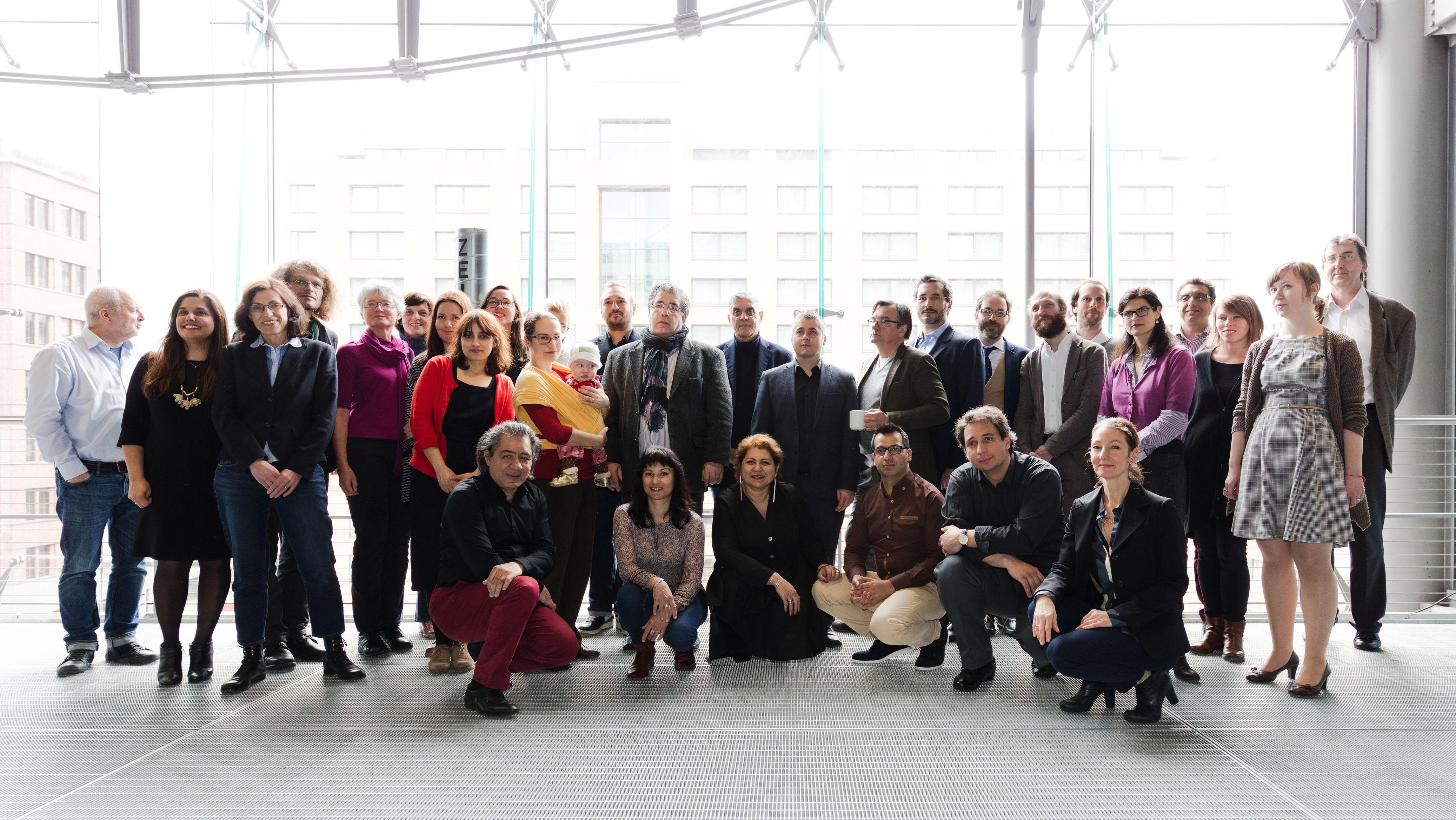 Un equipo de comisarios internacionales se encarga del desarrollo del proyecto RomArchive
