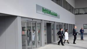 El nuevo hospital de Ronda, sin accesos seguros ni transporte