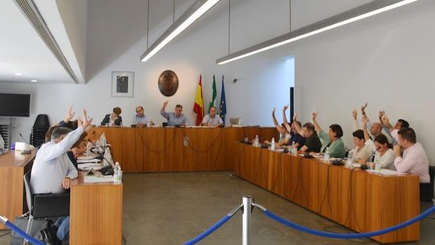 La moción se ha aprobado con el consenso de todos los grupos-ABC