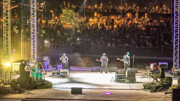 Concierto del Núcleo Sound Fest de 2016 / ABC