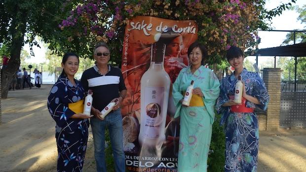 El licor se comercializará también en Japón-ABC