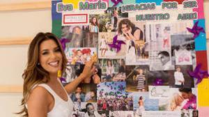 Eva Longoria en la Casa Global Gift de Marbella