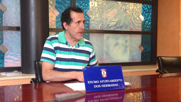 Juan Antonio Vilches, delegado de Participación Ciudadana