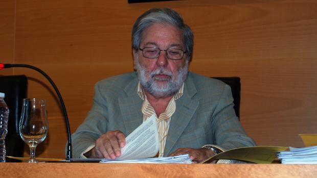 Francisco Toscano, alcalde de Dos Hermanas