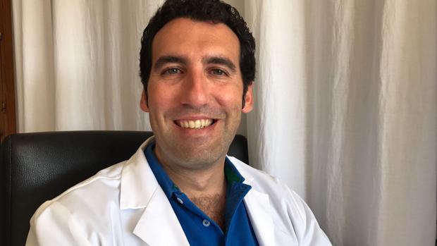Doctor Rivera del hospital San Agustín / ABC